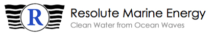 Resolute Marine Energy Logo